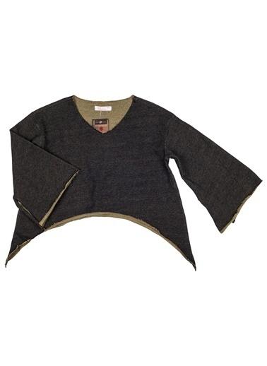 Puledro Bluz Siyah